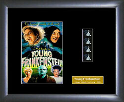 Young Frankenstien Film Cell - Numbered Limited Edition