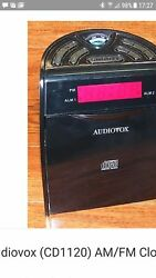 Audiovox Am/fmradio With Cd Player
