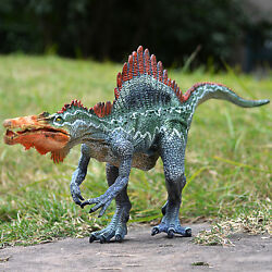 Jurassic Spinosaurus Toy Figure Realistic Dinosaur Model Kids Birthday Gift Toys $13.49