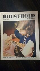 The Household Magazine. August 1938