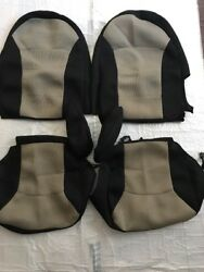 Coverking Car Front Seat Cover 2pcs $29.00