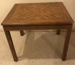 Drexel Heritage Passage Collection End Table 995-3
