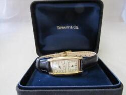 Vintage And Co.1930 's 10k Gold Filled Ladies Watch Manual Wind