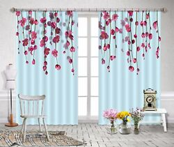 3d Pink Squid 767 Blockout Photo Print Curtains Drapes Fabric Window Us Carly