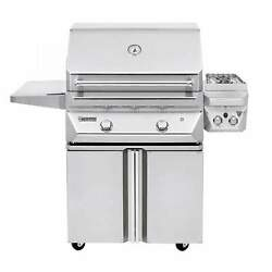 Twin Eagles Grill On Cart with Double Doors Natural Gas 30