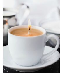 Custom Made Mug Candle For Perfect Wedding Guests 100-1000 Candles By Order