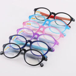 New Kids Glasses Eyewear Children Eyeglasses Frames Boys Girls Young Spectacles $18.95