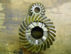Gear Set Forward, Pinion And Nut Omc Part Number 0987671