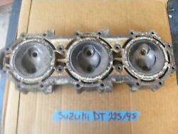 Suzuki Outboard Dt 225 Cylinder Head Asy 11111-92e01-0ed Most Engines 1990-2003