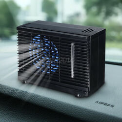 Portable Evaporative Mini 12V Air Conditioner Home Car Water Cooler Cooling Fan