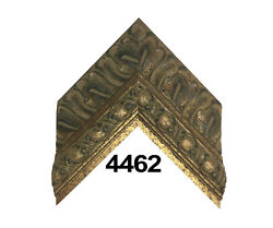 Custom Picture Frame   Ornate Speckled Gold 4   Great For Large Canvases