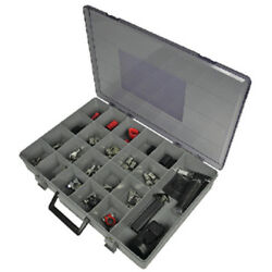 65 Piece Heavy Duty Battery Terminal Kit With Tools For Boats Rvs Automotive
