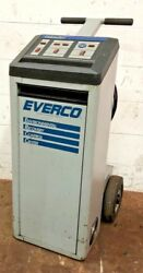 Everco A9950 Rcfc-12 Recycling Refrigerant Recovery Recharging Machine 259