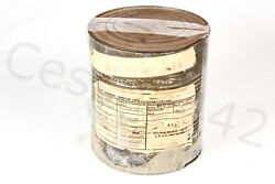 Vintage - Opened - Can Of 25 R86 Aviation Spark Plug - New Old Stock 1956 Part