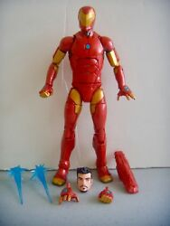MARVEL LEGENDS SERIES~BLACK PANTHER~INVINCIBLE IRON MAN 6