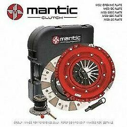 Mantic Stage 3 Clutch Kit For Toyota Sprinter Ae100 1.5 Ltr Dohc 5a-fe 91-97 5sp