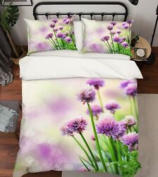 3d Flowers Leaves 86 Bed Pillowcases Quilt Duvet Cover Set Single Queen Au Carly