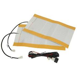Universal Car Seat Heater Heating Element Pad w Switch 12V Rostra EACH