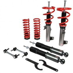 Godspeed Monors Coilovers For Mbz Clk 02-09w209 Fully Adjustable