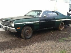 74 Plymouth Duster Project Car