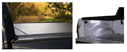 Retrax Tonneau Cover for Nissan Frontier w 5' Bed & Access Motion LED Light