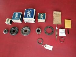 Johnson / Evinrude Lower Unit Gear Set Outboard 85 100 125 Hp 1971-72and039 - New