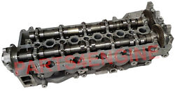 Complete Cylinder Head 30731988 For Volvo 2.4 D5 185km