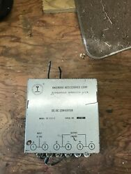Dc/dc Converter Railroad Accessories Corp. Used.andnbsp Model 10/2.5-2