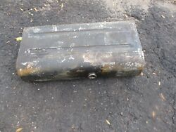 1975 White 2-105 6 Cylinder Diesel Farm Tractor Auxiliary Fuel Tank Free Ship