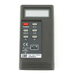 TES-1310 Digital Thermocouple Thermometer Temperature Reader K Type thermocouple