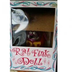 Excellent Rat Fink Andldquobig Daddyandrdquo Ed Roth Hot Rod Moon Eyes 500 Pieces Limited