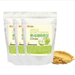 100 Natural Green Apple Extract Powder Dietary Fiber Vitamin C Diet Detox 600g