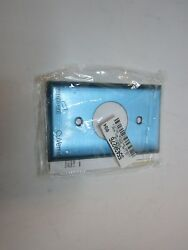 Cooper 93091CUR Wallplate 1 Gang Duplex Receptacle Cover White Bronze Box of 10