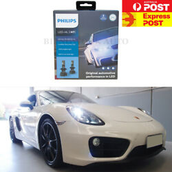 PHILIPS H7 +200% 6000K X-treme Ultinon LED Head light Kit for Porsche Cayman 981
