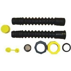 Universal Replacement Hi-Flo System Water Gas Can Spout And Vent Replacement Kit