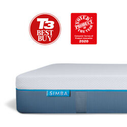 Simba Mattress Certified Refurbished | Foam And Springs | Which Best Buy