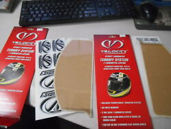 Nos Velocity Street Clear Tearoff System W/vent Universal 7 Layers 0131-0008 Qy2