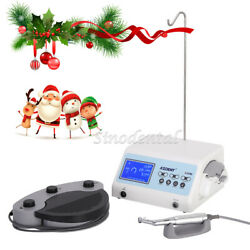 Dental Implant System A-cube Surgical Brushless Motor And Azdent 201 Handpiece