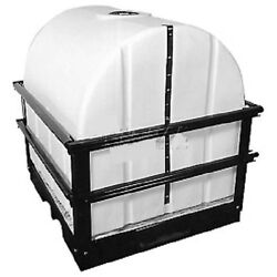 New Storage Tank With Forkliftable Skid - 500 Gallon Capacity