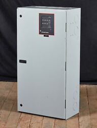 Ge Zenith Ztg Automatic Transfer Switch W/ Mx100 200a 120/240v 3ph Excellent