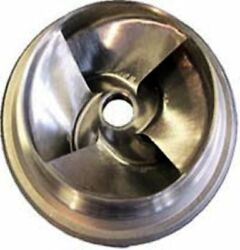 New American Turbine Stainless Impeller For Sd231af Pump 2.9, 3.5, And 4.2 Kw