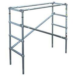 New Scaffolding Wide Span 4'h Upper Section 8'l