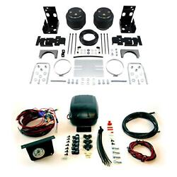 Air Lift Ultimate Rear Load Lifter 5000 And Load Controller 2 For E-250/e-350