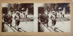 Senneport Mariage D'alice Balli Photographie Stereo Vintage Citrate