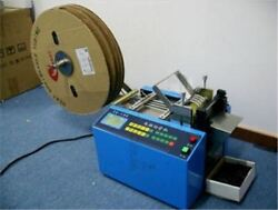 Ys-ih6110 High-speed Automatic Silicon Nylon Copper Tube Tape Cutter Bm