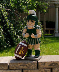 Michigan State University Sparty College Mascots Officially Licensed Statue