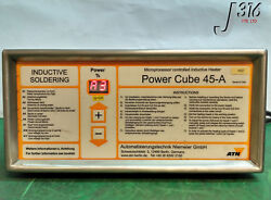 9391 Atn Ceia Microprocessor Controlled Inductive Heater Power Cube 45-a