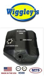 Plastic Fuel Tank Mts 4500 Fits 84 Ford Bronco Ii 23 Gal Top W/ Ems No Vent Pipe