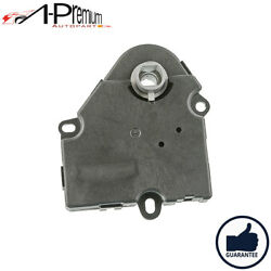 A-Premium HVAC Heater Blend Air Door Actuator For Pontiac G6 Saturn Chevrolet