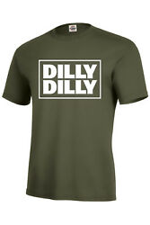 Dilly Dilly T-shirt Funny Square Beer Assorted Colors Best Seller Size S-5xl